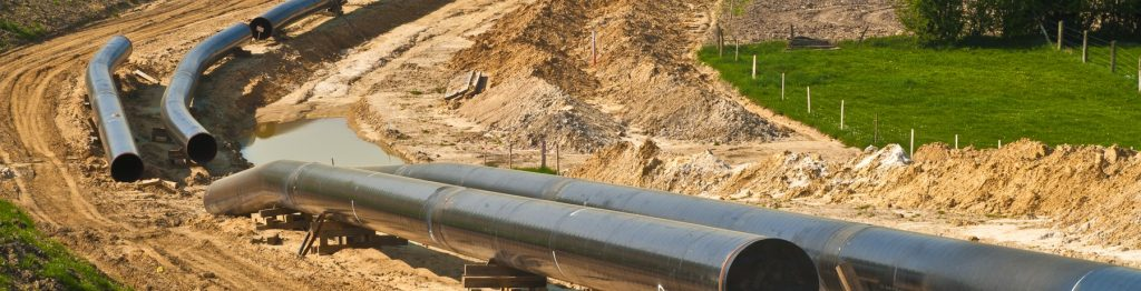 Energy, Regulation and Litigation - Oil pipeline - Click for Practice Details