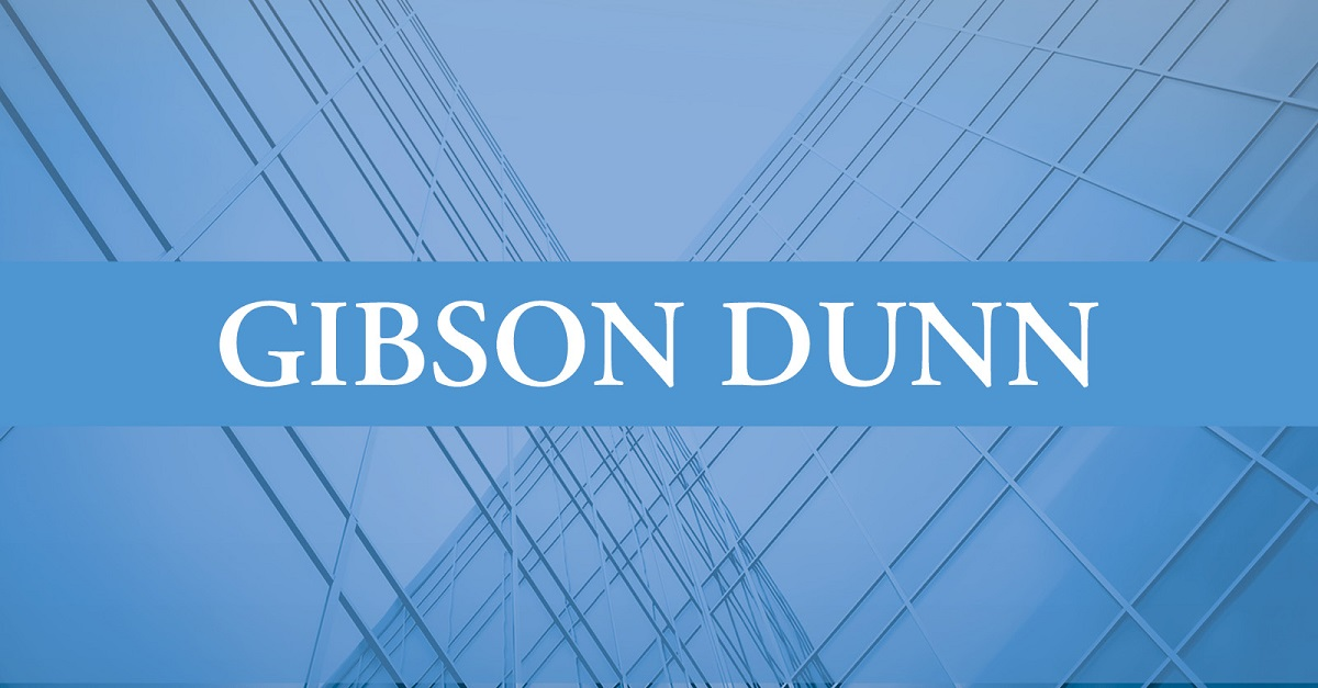 Gibson, Dunn & Crutcher logo